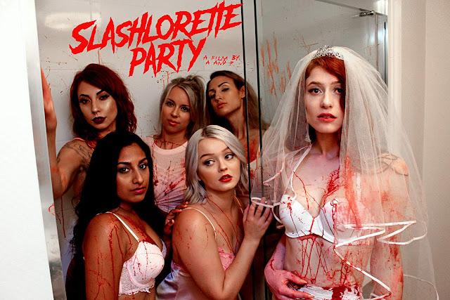 'Slashlorette Party': Primeras imágenes de la despedida de soltera bañada en sangre