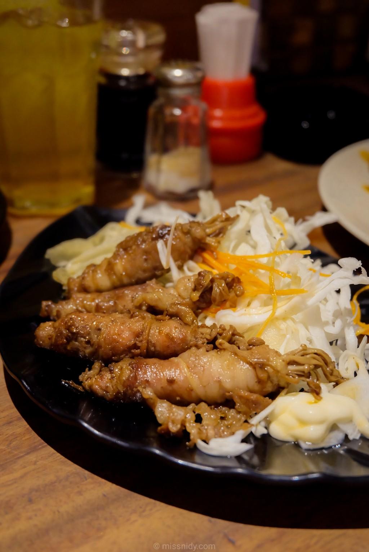 kashiwa menu
