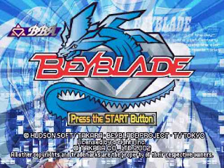 Beyblade - Let it Rip!