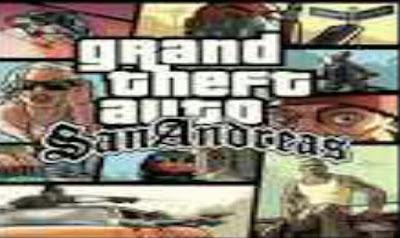 تحميل جاتا سان اندرس GTA San Andreas سارق السيارات الاصلية للاندرويد مهكرة