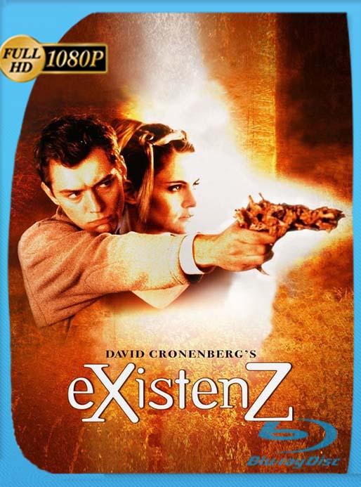 eXistenZ (1999) 1080p Latino [GoogleDrive] [tomyly]