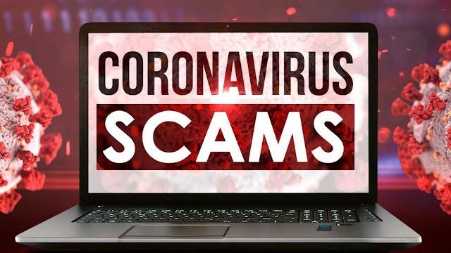 Συναγερμός για νέες απάτες στο διαδίκτυο με τον κορονοϊό – Τι πρέπει να προσέχετε
