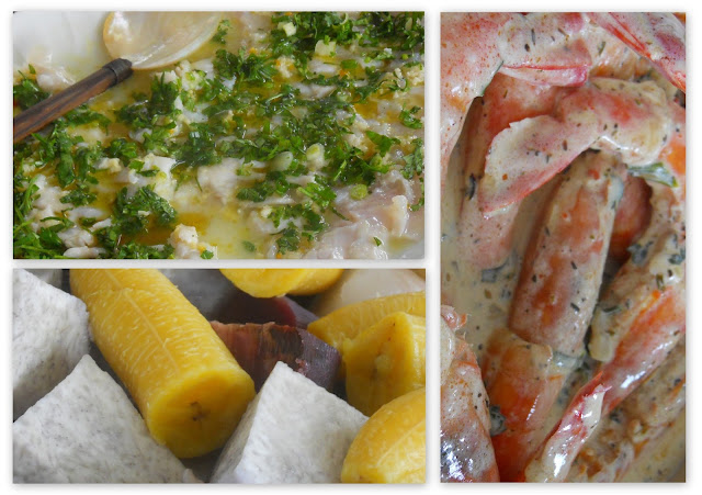 gastronomie zuid-amerika, eten frans-guyana