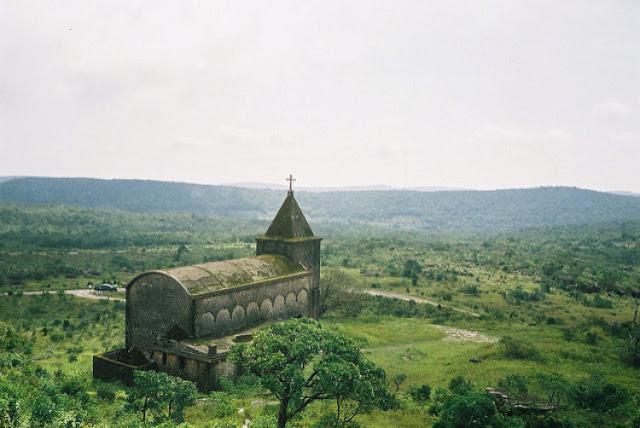 Monte Bokor (Montanhas Elefantes)