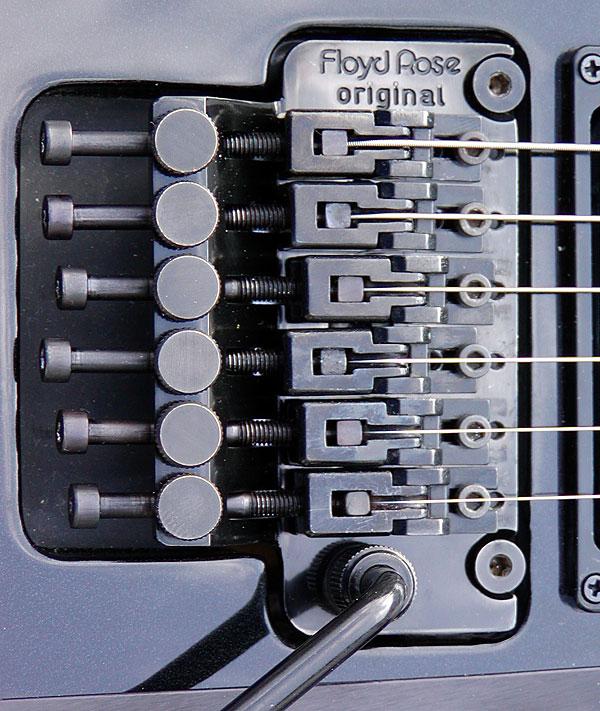 tentang gitar elektrik floyd rose style tremolo information. Black Bedroom Furniture Sets. Home Design Ideas
