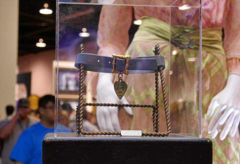Lady Tramp Lady dog collar