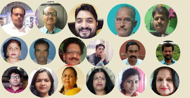 2 माह से जारी है अखिल भारतीय ऑनलाइन ऑडियो कवि सम्मेलन : विकास शुक्ल 'प्रचण्ड' / Shivpuri News