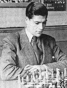 El ajedrecista Andor Lilienthal