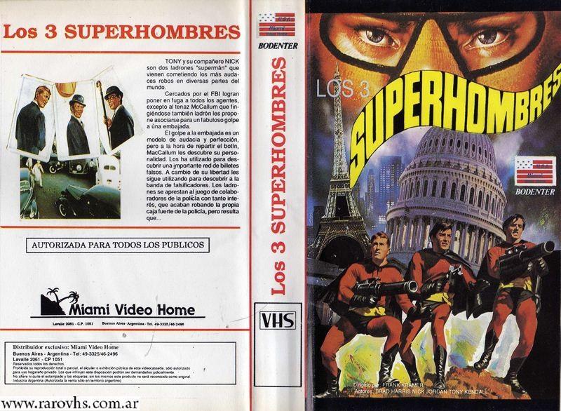 3 superhombres