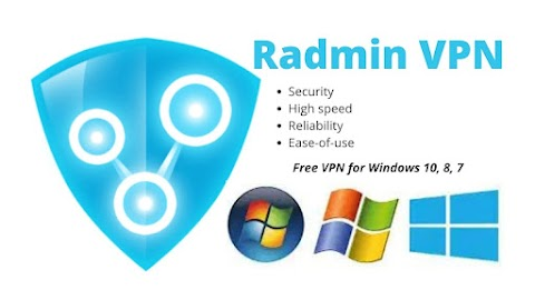 Radmin VPN Download Latest for Windows 10, 8, 7