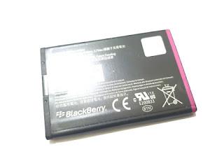 Baterai Blackberry BB JS1 J-S1 Original 100% 9220 Davis 9320 Amstrong 9310