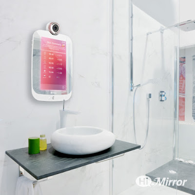 HiMirror Makes You Beautiful Anytime, Anywhere