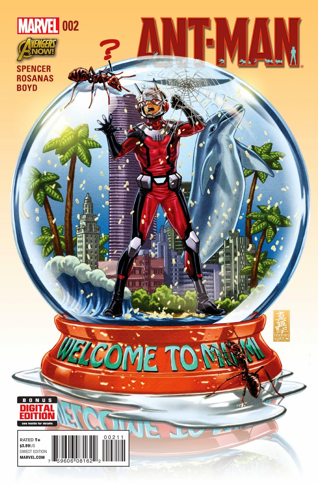 Welcome to Miami Ant-Man