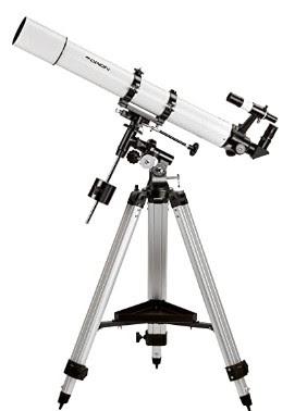 un telescopio para mirar y observar  jupiter