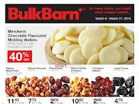 Bulk Barn Flyer Deals so great valid March 8 - 21, 2018
