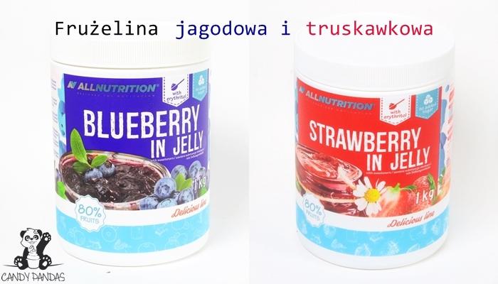 Frużelina truskawkowa i jagodowa – SFD