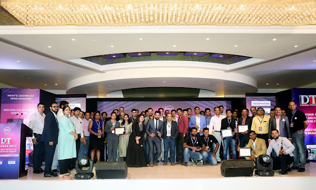 Leading ICT Brands Honoured at DIGITAL TERMINAL Awards 2017