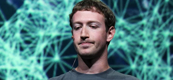 In just 2 hours Facebook lost about $150 billion