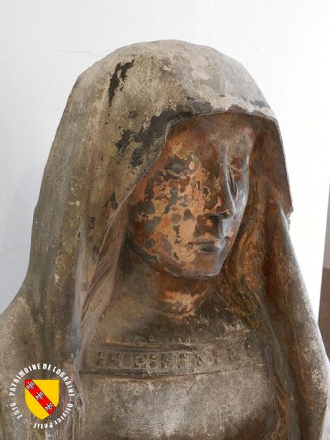 EPINAL (88) - Musée d'art ancien et contemporain : Mise au tombeau de Vézelise (XVIe siècle)