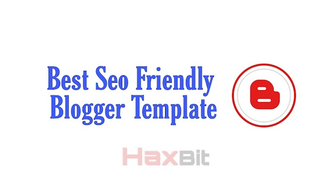 Top SEO Friendly Blogger Template 2021 - Responsible Blogspot Template