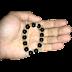 Genuine Onyx – Citrine Bracelet