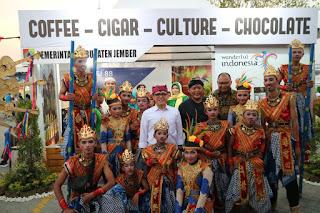 APKASI Gelar Pertemuan Tahunan di Jember Disuguhi Festival Kuliner