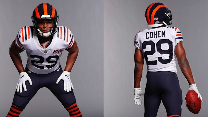 Football Uniforms: Ranking The Top 15 Vintage Jerseys in NFL History