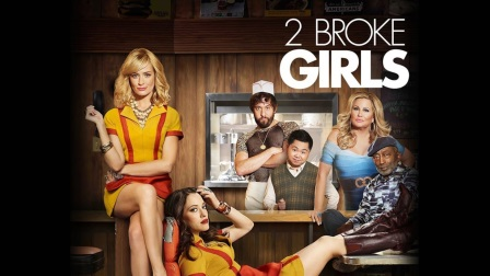2 BROKE GIRLS S6