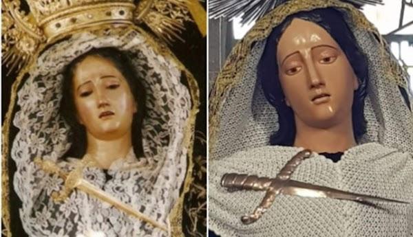 Los expertos en arte estallan ante un nuevo caso de «Ecce Homo de Borja» en Canarias