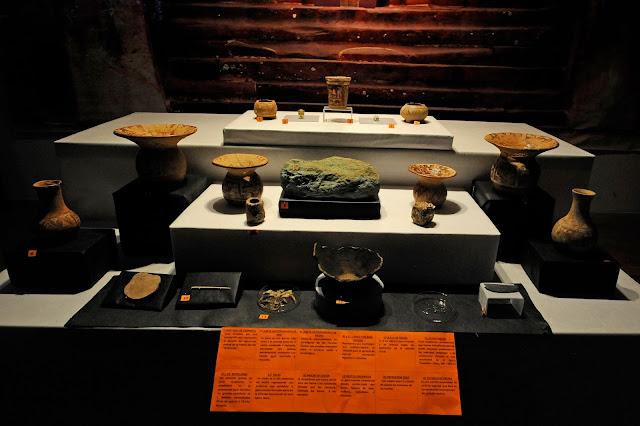 Pre-Inca ceremonial pieces found in Bolivia's Tiwanaku
