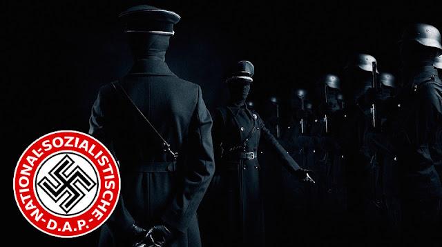 Skema Supernatural Dan Program Aneh Nazi
