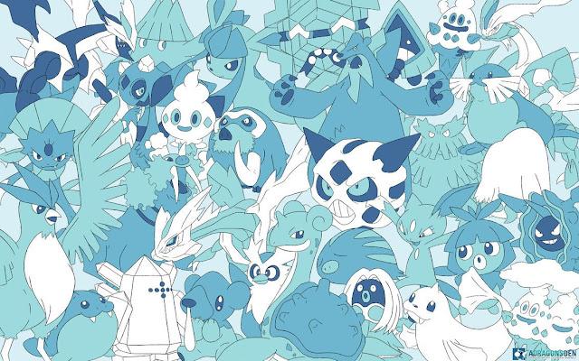 Como Pokémon Sword & Shield (Switch) podem consertar o tipo Ice