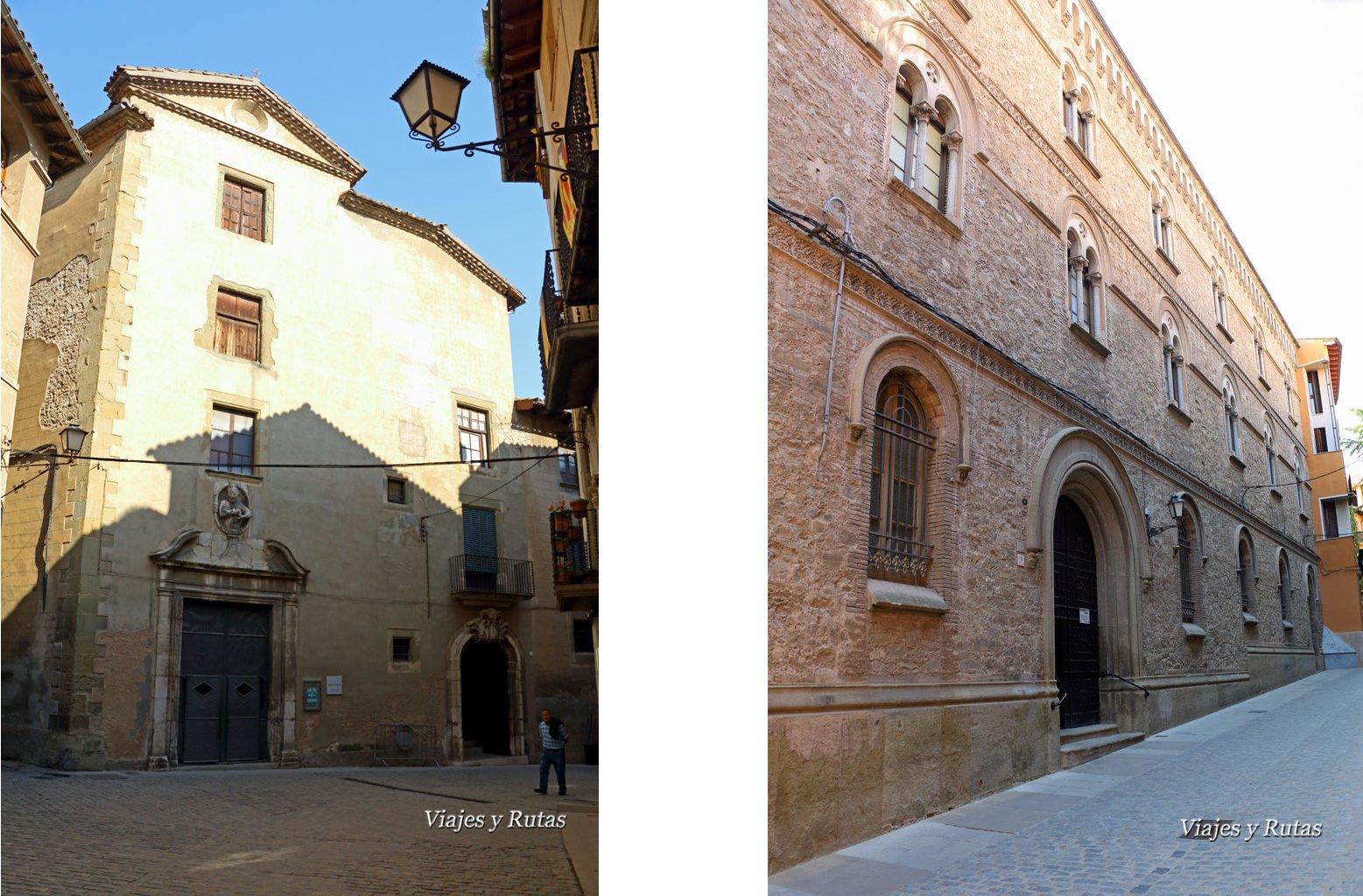 Iglesia de San Felipe y Convento de las Sacramentarias de Vic