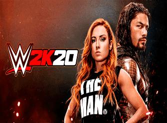 WWE 2K20 [Full] [Español] [MEGA]