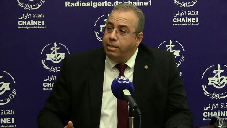 وزير الصناعة زغداد