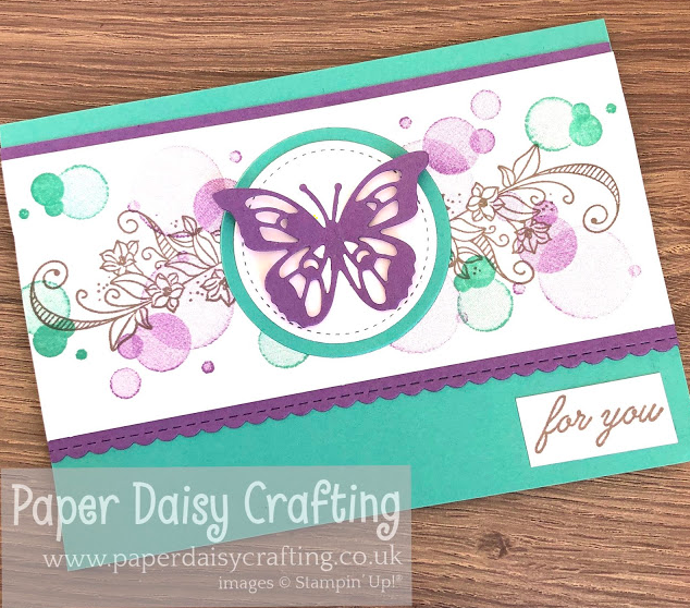 Nigezza Creates with Paper Daisy Crafting in Jill & Gez Go Crafting 27th April 2020