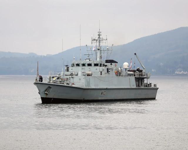 thợ săn mìn ngư lôi Sandown