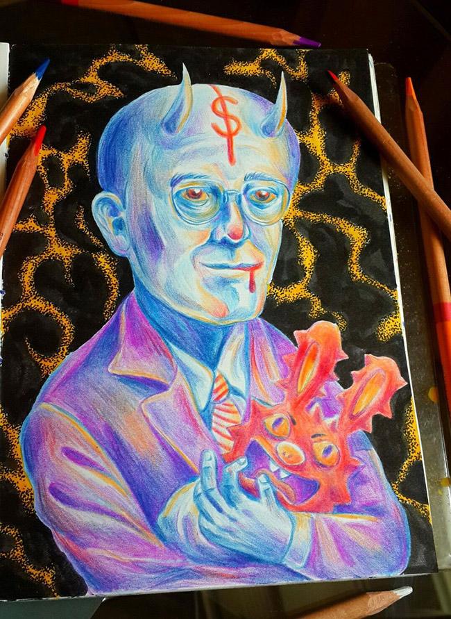 Puck ไตรภัค สุภวัฒนา (fb.com/pppuck) via: YellowMenace Blog