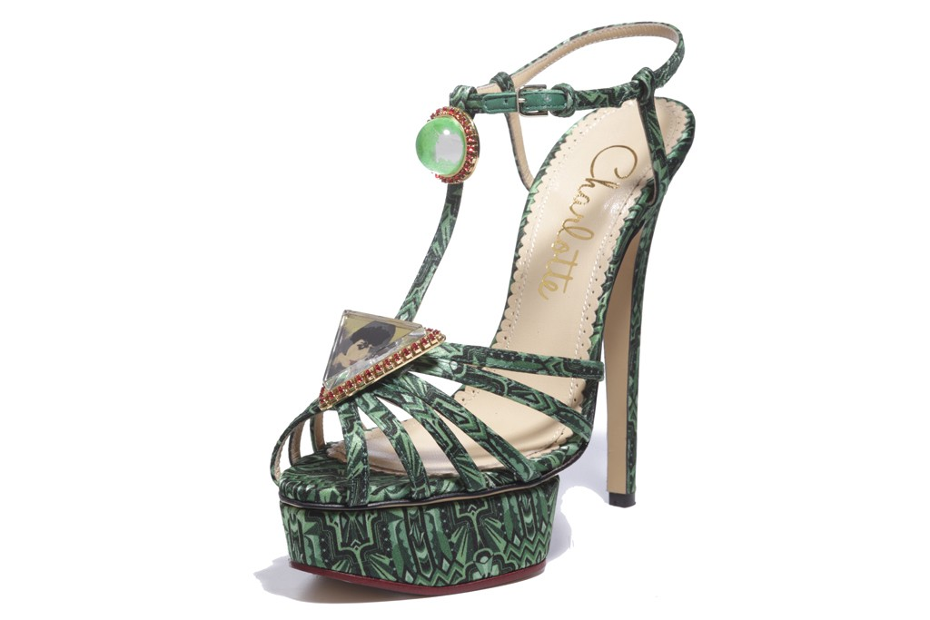 Eclectic Jewelry and Fashion: Charlotte Olympia Pre