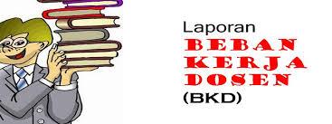 Pengisian BKD LKD online tiap semesternya