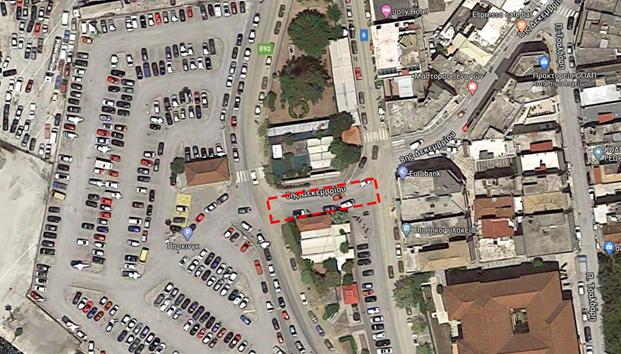 Ήγουμενίτσα: Ο δήμος Ηγουμενίτσας κλείνει δρόμο σε κεντρικό σημείο της πόλης, για να μη γίνεται μποτιλιάρισμα