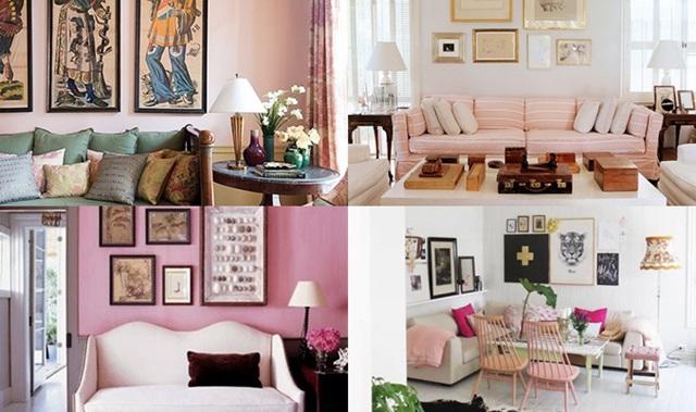 Tema Hiasan Rumah Warna  Pink Sesuai Untuk Lelaki? Boleh Ke Tidak, Mari Kita Semak Dan Lihat....