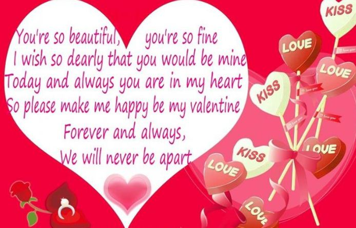 Comfortable 80 Phenomenal Valentine Day Messages Love Photos ...