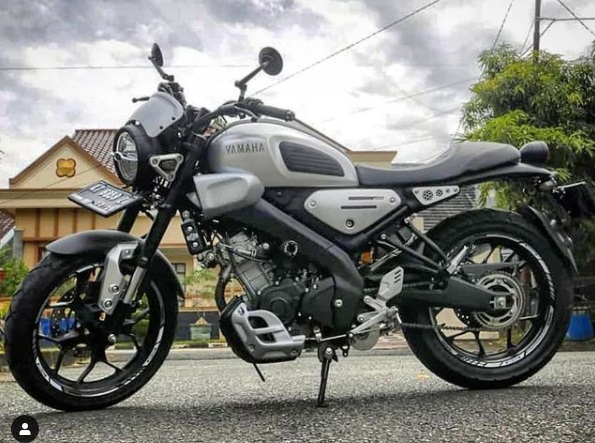 Review Yamaha XSR 155
