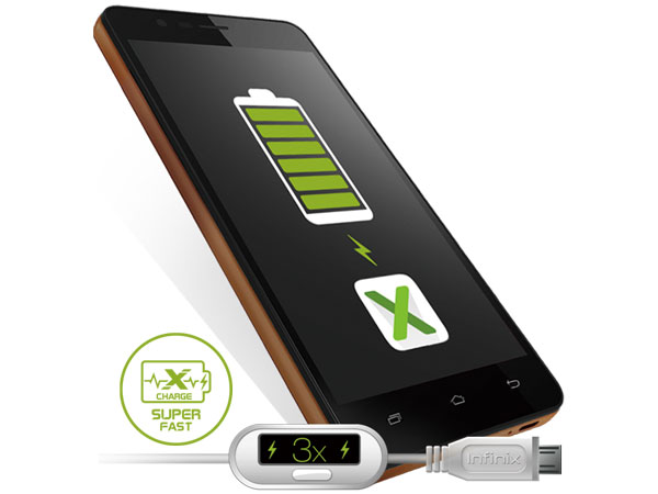 Infinix Mobile Hot Note with 4000mAh battery