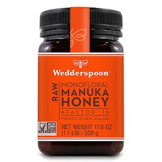 Raw Premium Manuka Honey KFactor 16+, de piel y mas, diy face mask, mascarillas hechas en casa, isol fernandez, bella siempre