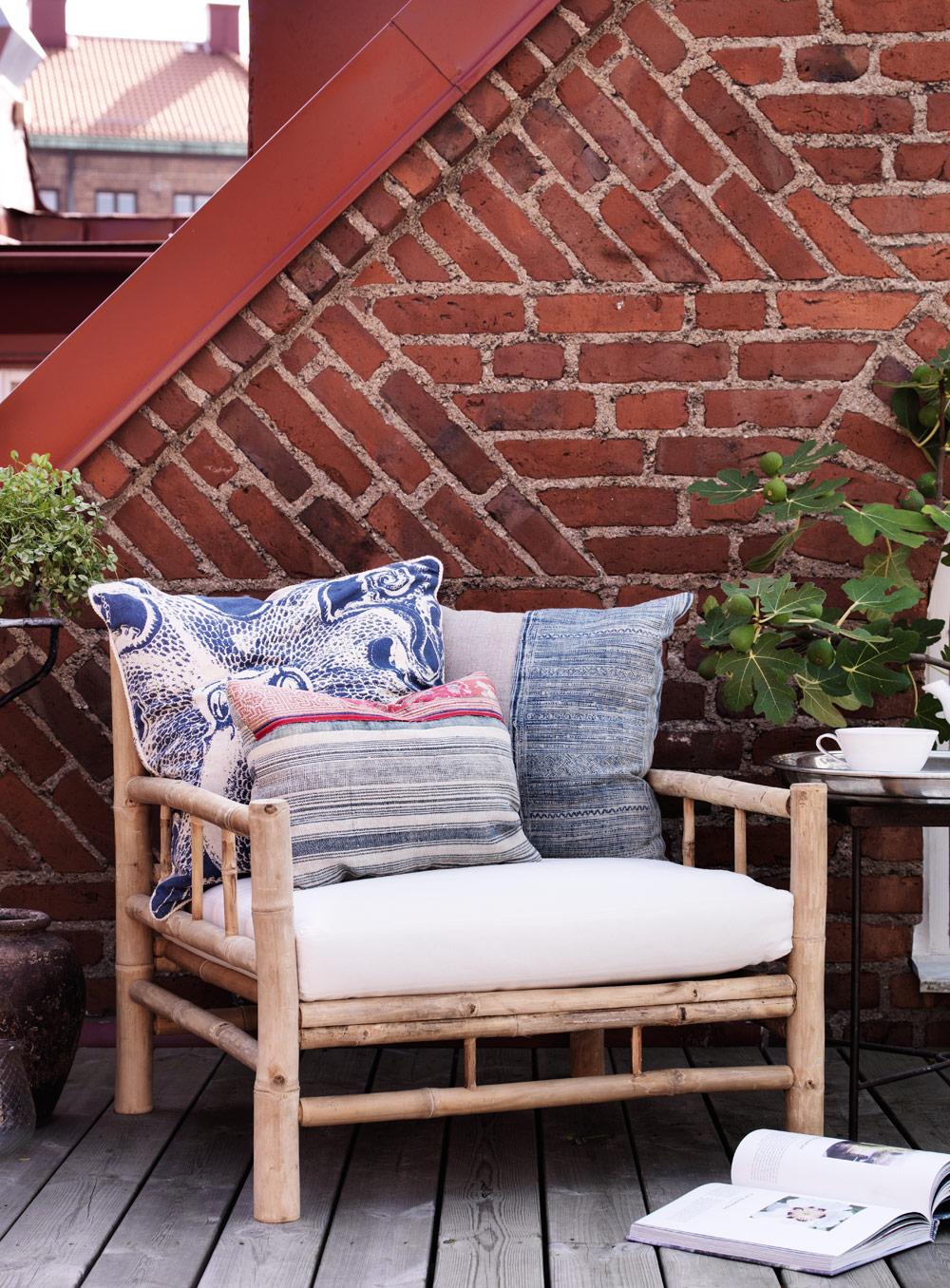 tine k home bamboo. Black Bedroom Furniture Sets. Home Design Ideas