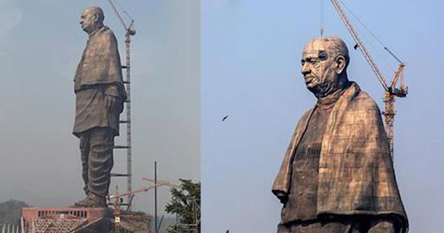 Η Ινδία κατασκευάζει το ψηλότερο άγαλμα του κόσμου