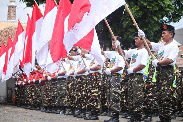 Indonesia tumbuh Indonesia tangguh