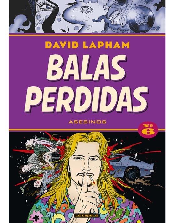 Balas Perdidas nº 6: Asesinos (David Laphan)